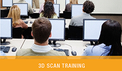 3D scan training