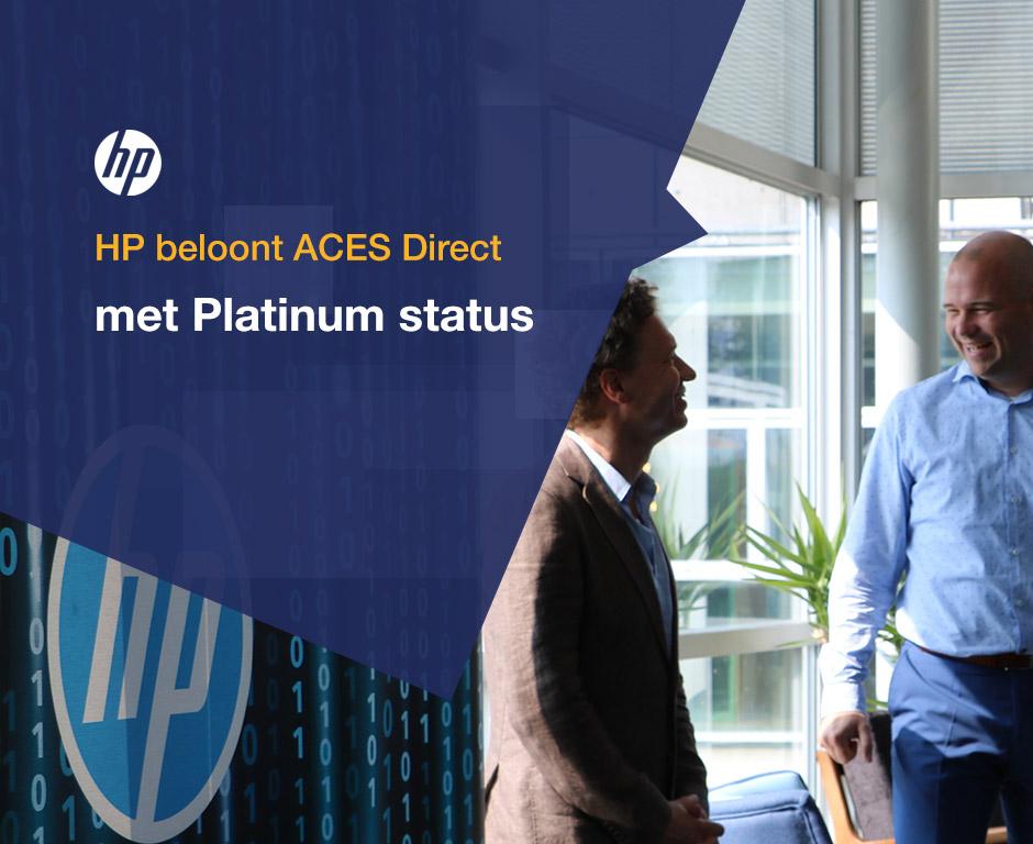 Platinum HP status voor ACES Direct