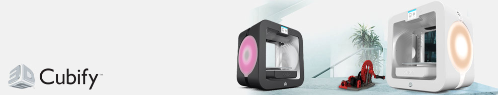 Cubify 3D printers