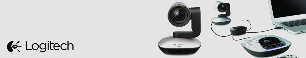 Logitech Conference Webcam CC3000e