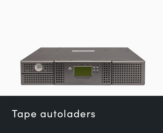 Tape autoloaders