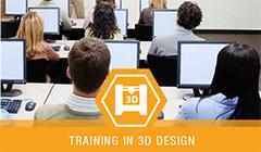 training in 3D design